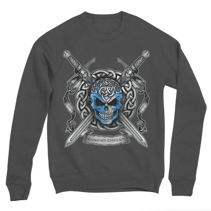 Celtic Warrior Women's Sponge Fleece Sweatshirt by Celtic Hammer Club