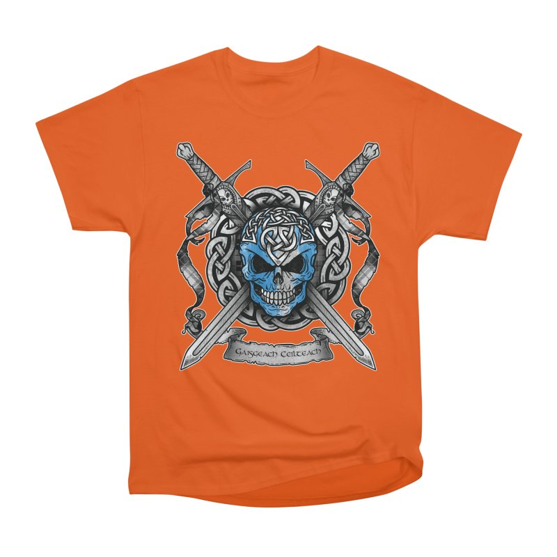 Celtic Warrior Men's T-Shirt by Celtic Hammer Club