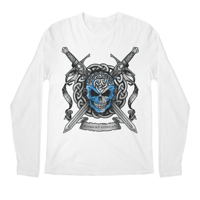 Celtic Warrior Men's Longsleeve T-Shirt by Celtic Hammer Club