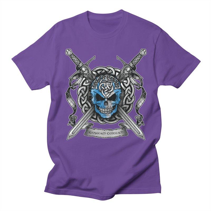 Celtic Warrior Women's Regular Unisex T-Shirt by Celtic Hammer Club