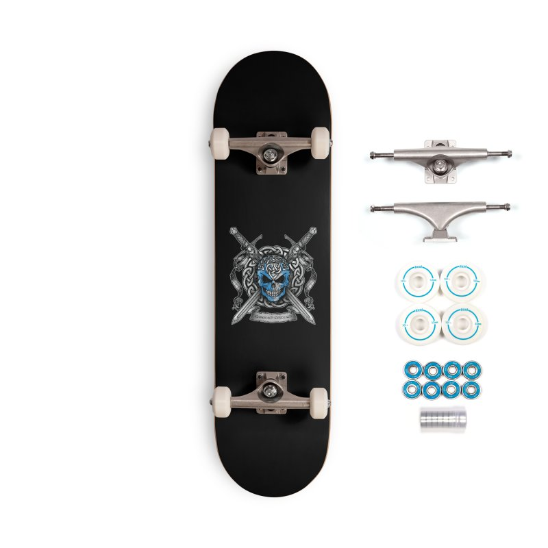 Celtic Warrior Accessories Complete - Basic Skateboard by Celtic Hammer Club