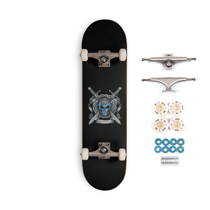 Celtic Warrior Accessories Complete - Premium Skateboard by Celtic Hammer Club