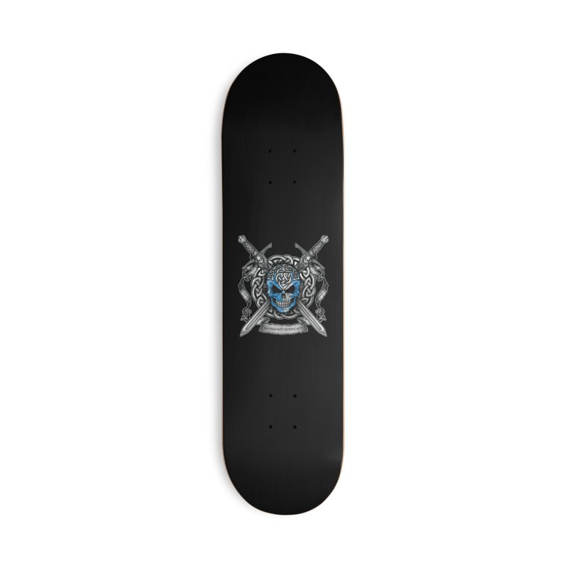 Celtic Warrior Accessories Deck Only Skateboard by Celtic Hammer Club