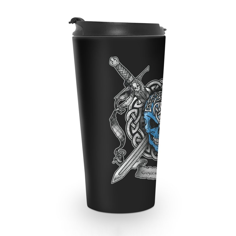 Celtic Warrior Accessories Travel Mug by Celtic Hammer Club