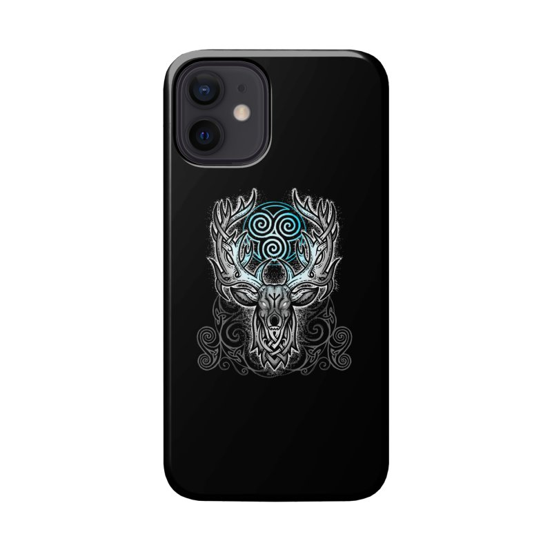 Legend of the White Stag Accessories Phone Case by Celtic Hammer Club