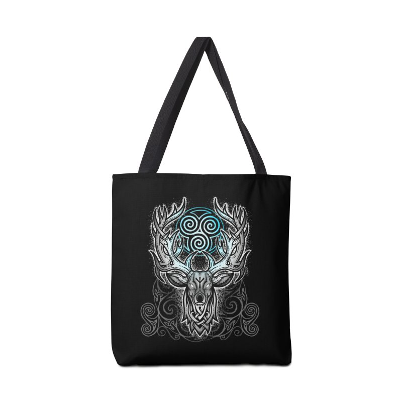Legend of the White Stag Accessories Bag by Celtic Hammer Club