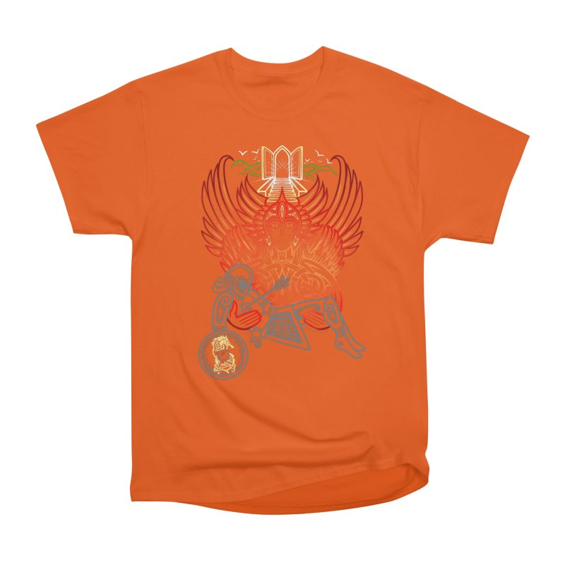 "Valkyrie, ""Chooser of the Slain"" Women's T-Shirt by Celtic Hammer Club"