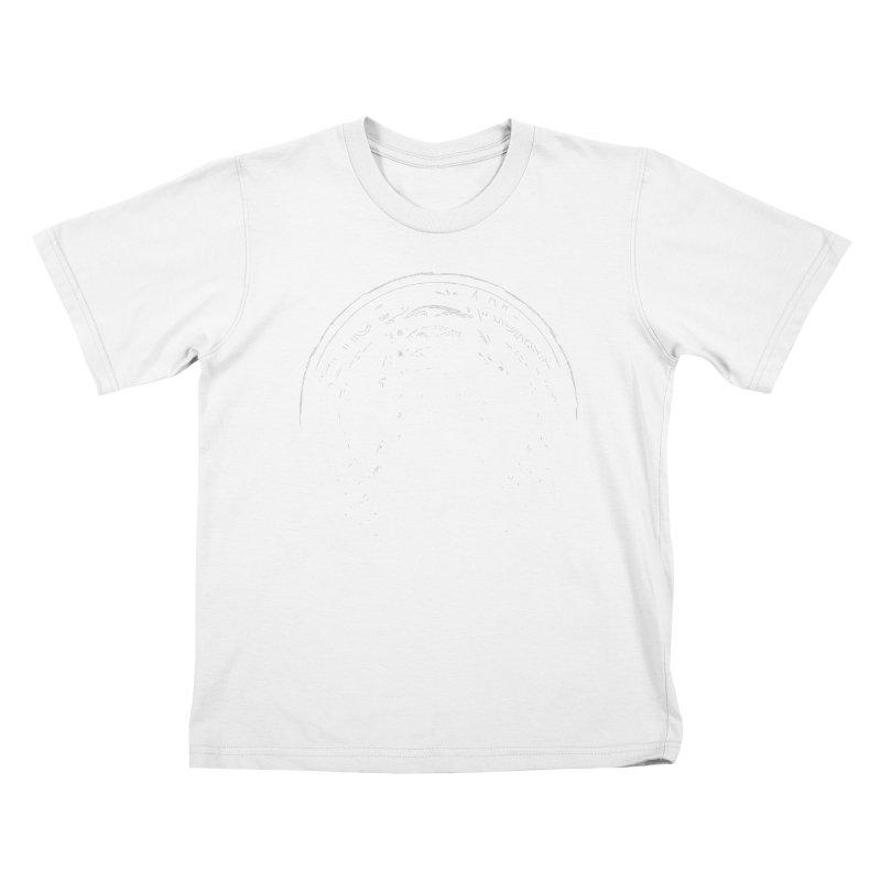 Celtic Hammer Club Badge Logo Kids T-Shirt by Celtic Hammer Club