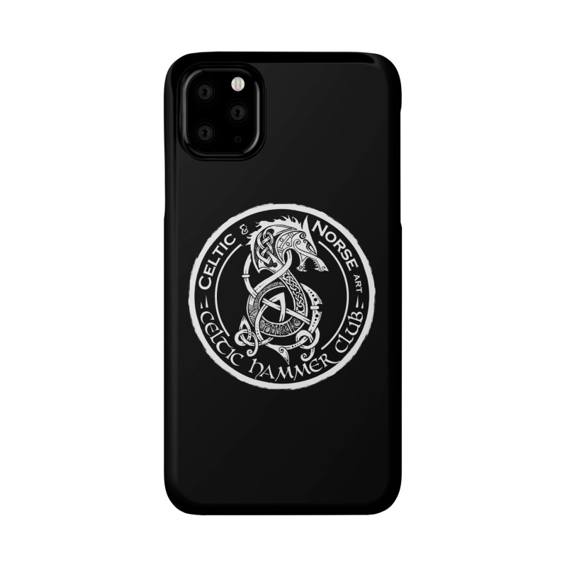 Celtic Hammer Club Badge Logo Accessories Phone Case by Celtic Hammer Club