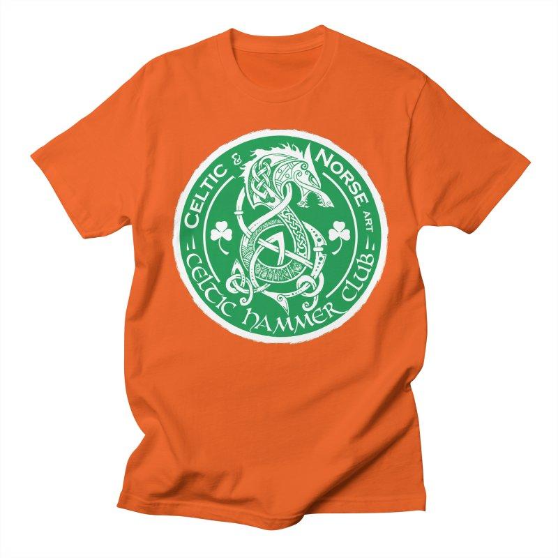 Celtic Hammer Club Irish Badge Logo Women's Regular Unisex T-Shirt by Celtic Hammer Club