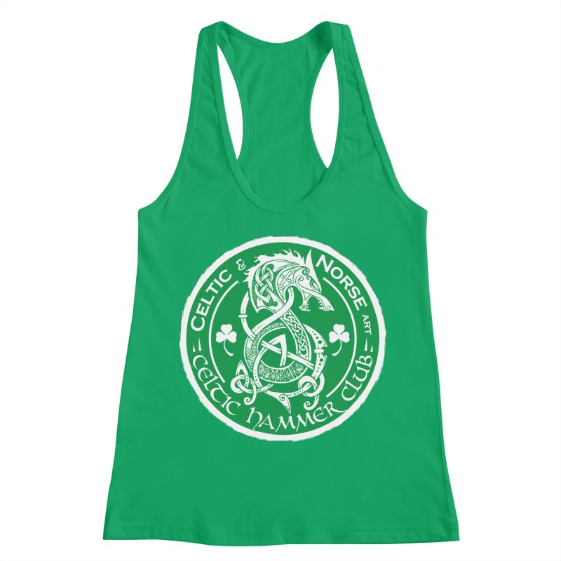 Celtic Hammer Club Irish Badge Logo Women's Tank by Celtic Hammer Club