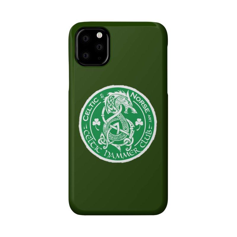Celtic Hammer Club Irish Badge Logo Accessories Phone Case by Celtic Hammer Club