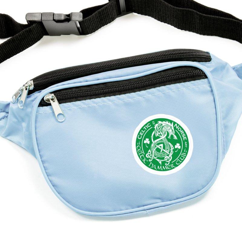 Celtic Hammer Club Irish Badge Logo Accessories Sticker by Celtic Hammer Club