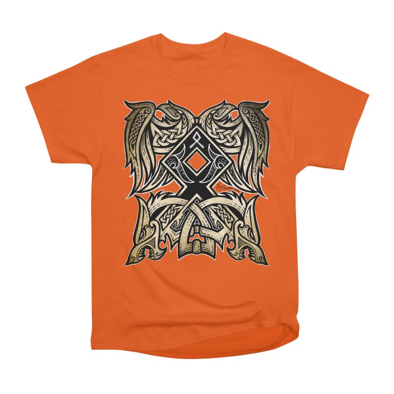 Odal Women's T-Shirt by Celtic Hammer Club