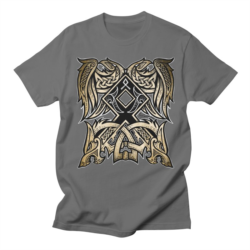 Odal Men's T-Shirt by Celtic Hammer Club