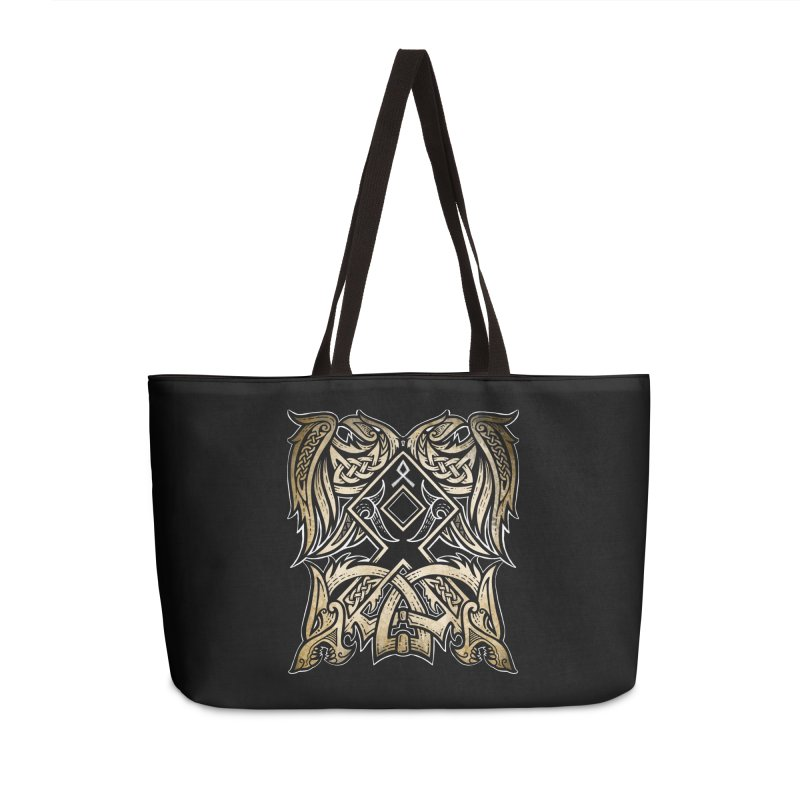 Odal Accessories Bag by Celtic Hammer Club