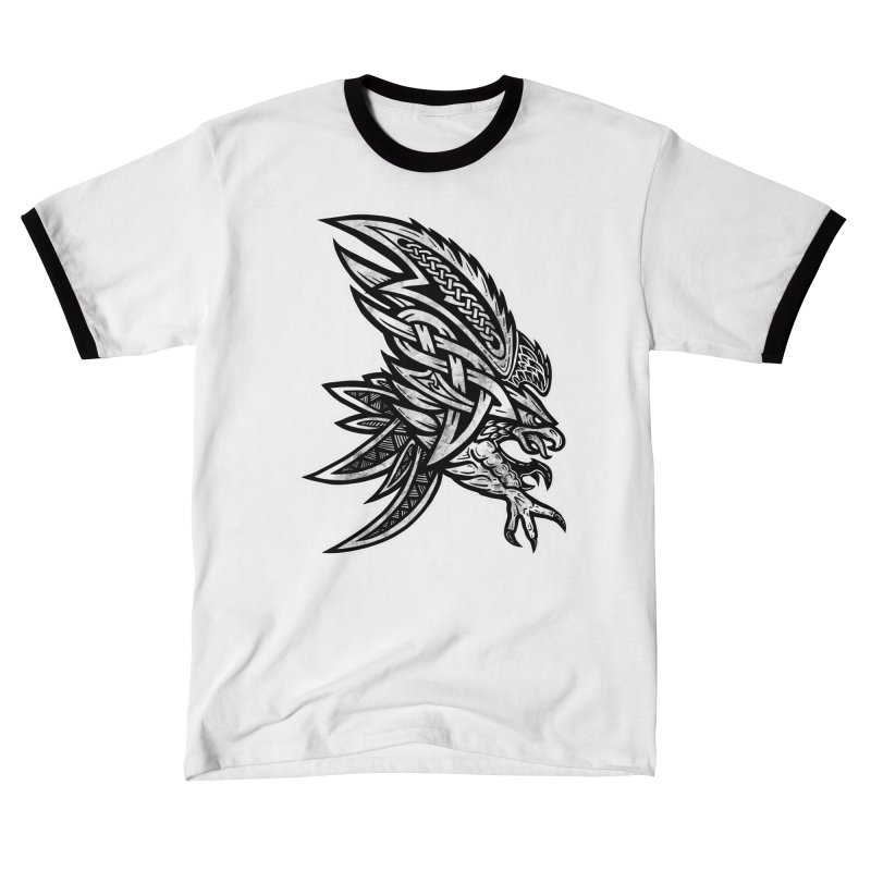 Eagle Women's T-Shirt by Celtic Hammer Club