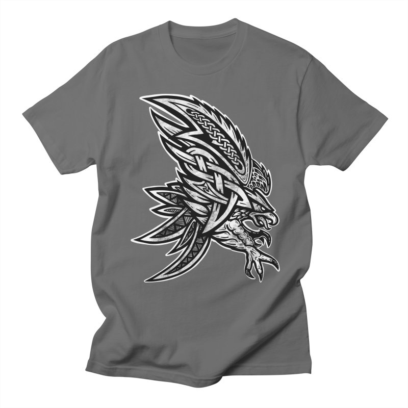Eagle Men's T-Shirt by Celtic Hammer Club