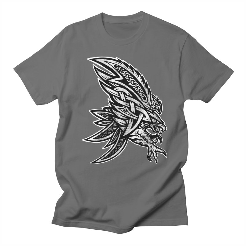 Eagle Men's T-Shirt by Celtic Hammer Club