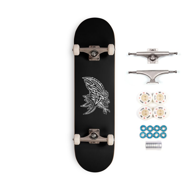 Eagle Accessories Skateboard by Celtic Hammer Club
