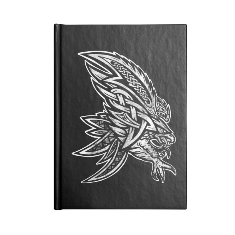 Eagle Accessories Notebook by Celtic Hammer Club