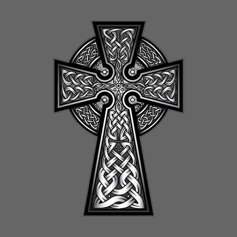 Celtic Cross by Celtic Hammer Club Apparel
