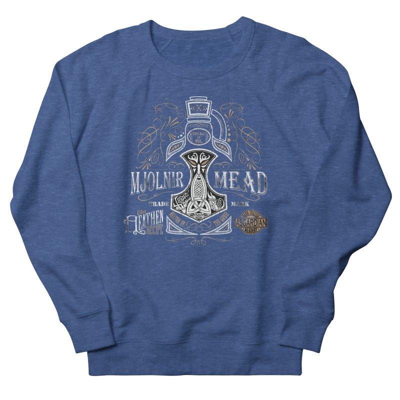 Mjölnir Mead Men's Sweatshirt by Celtic Hammer Club