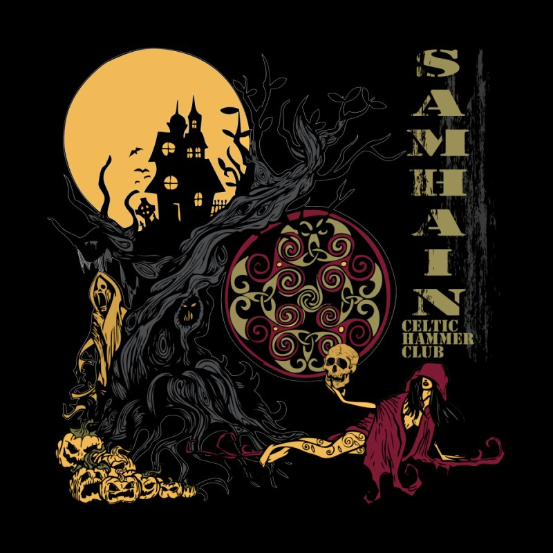 Samhain: Celtic Halloween by Celtic Hammer Club Apparel