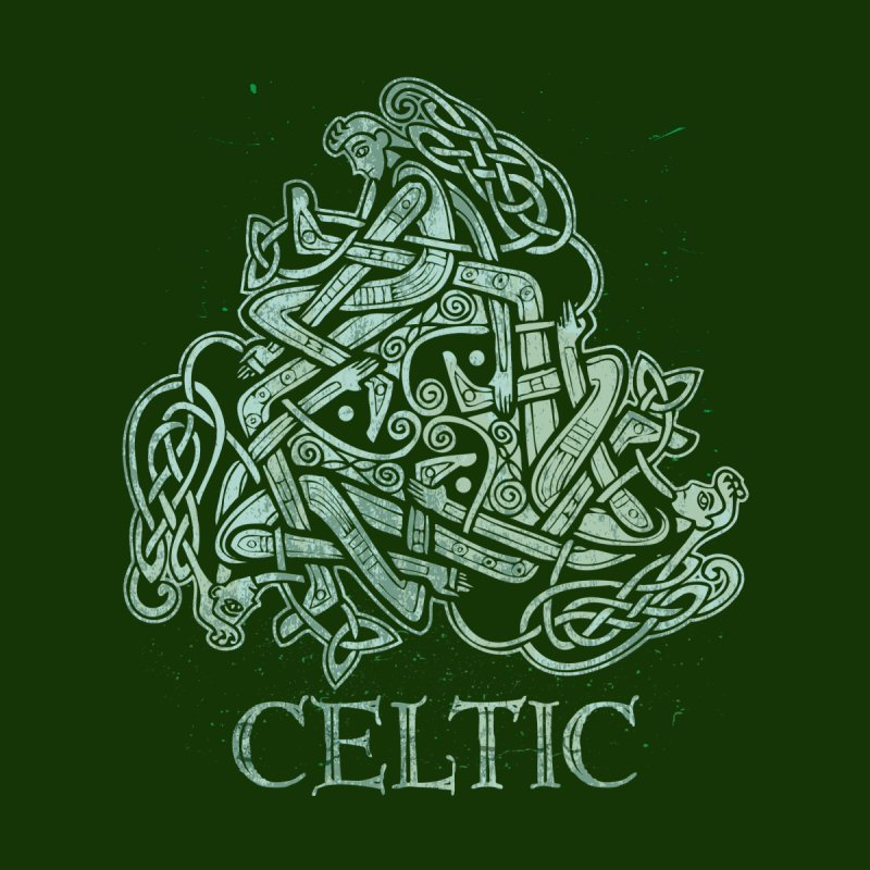 Celtic Brothers   by Celtic Hammer Club Apparel