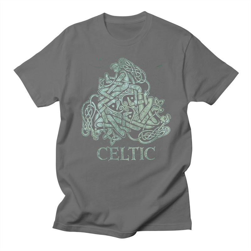 Celtic Brothers Men's T-Shirt by Celtic Hammer Club
