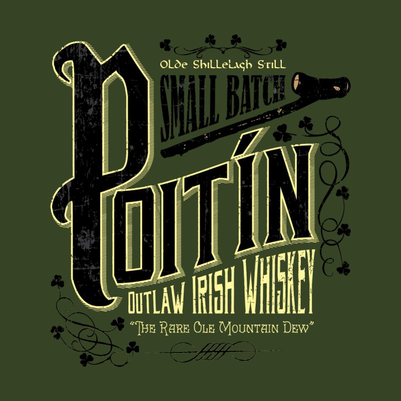 Poitín Outlaw Irish Whiskey   by Celtic Hammer Club Apparel