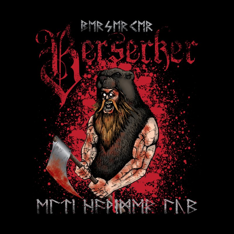 Berserker by Celtic Hammer Club Apparel
