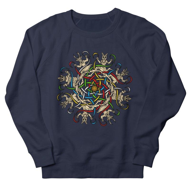 Beltane May Day Men's Sweatshirt by Celtic Hammer Club