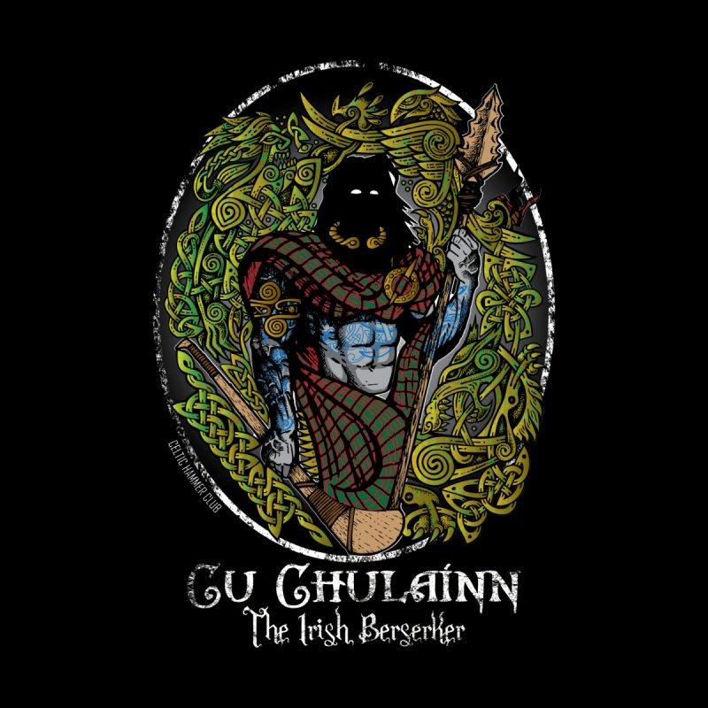 Cú Chulainn: The Irish Berserker by Celtic Hammer Club Apparel