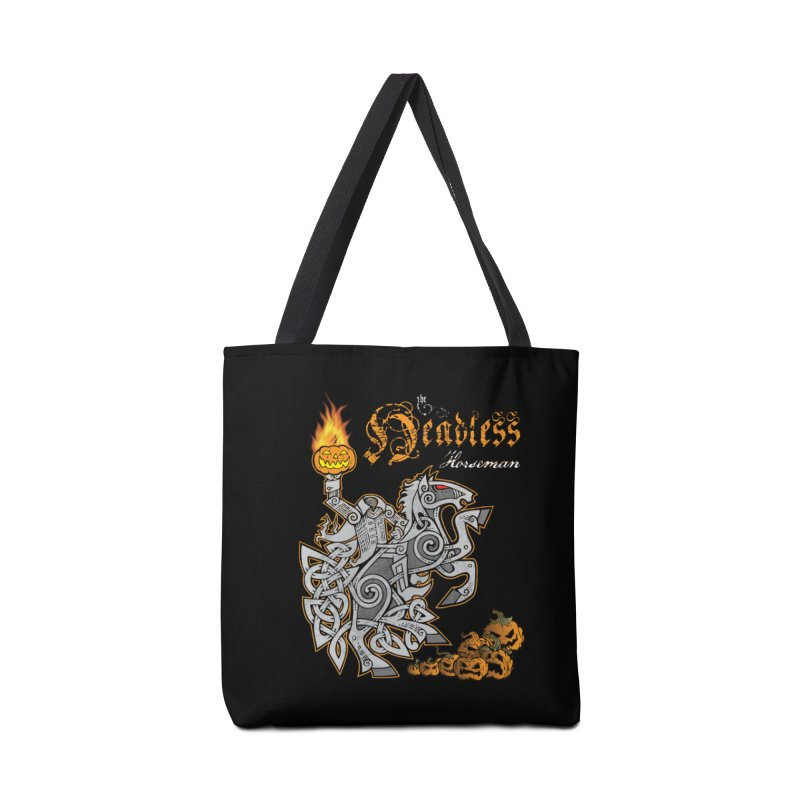 The Headless Horseman Accessories Bag by Celtic Hammer Club