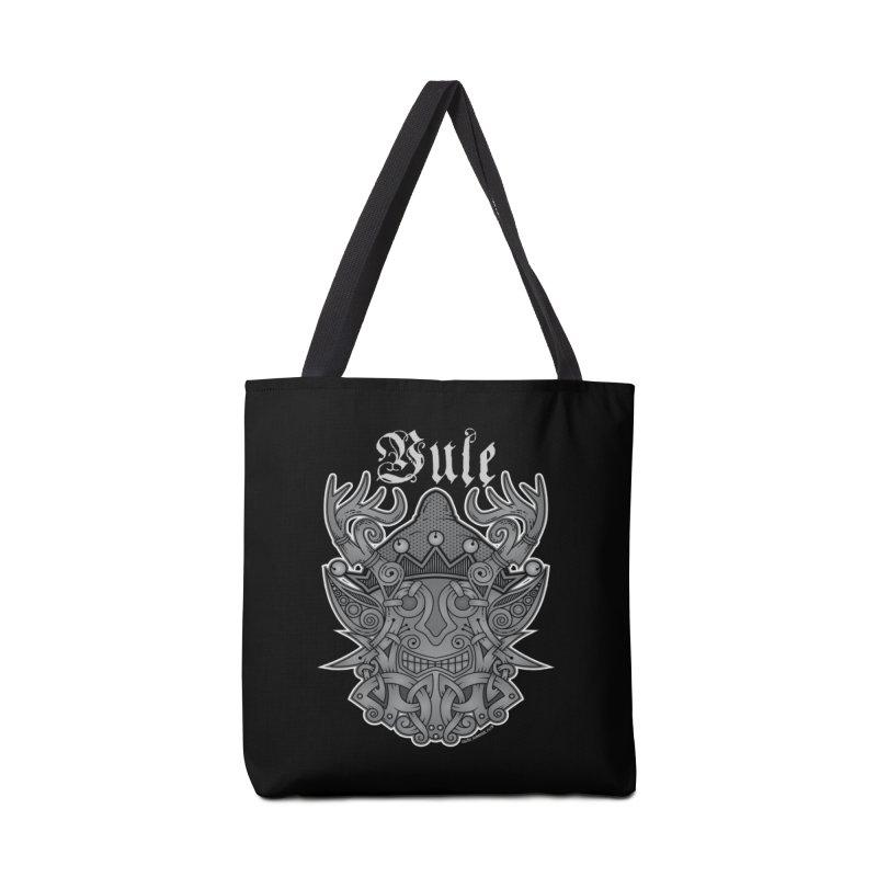Yule Elf Viking Godmask Accessories Bag by Celtic Hammer Club Apparel