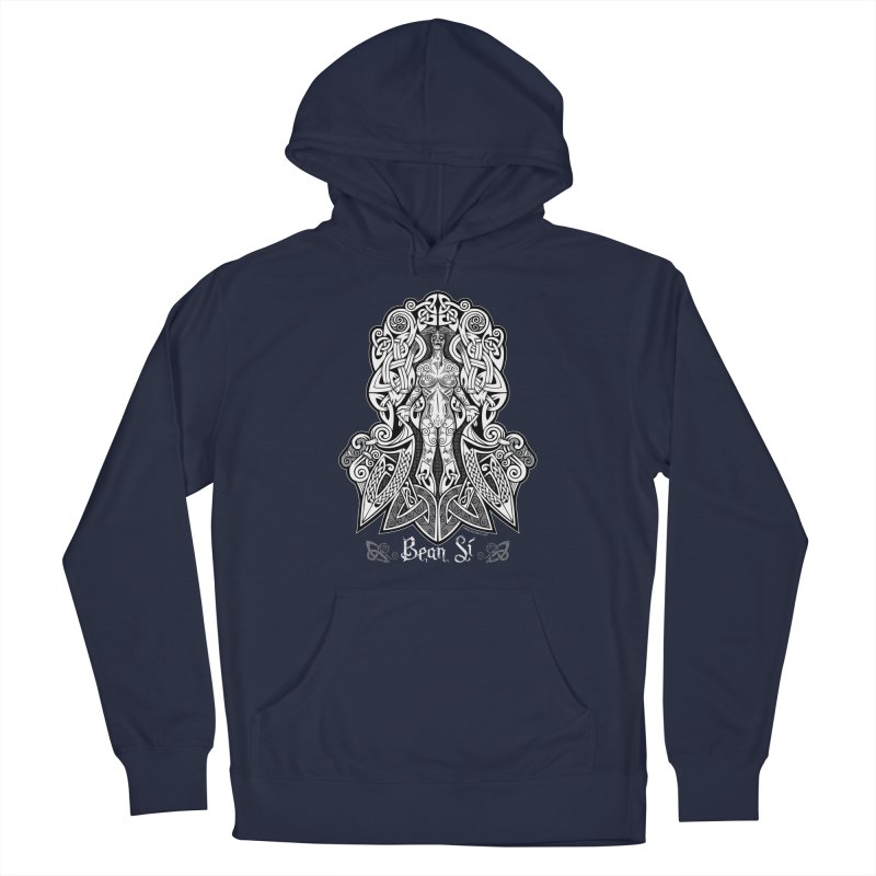 Banshee (bean sí) Men's Pullover Hoody by Celtic Hammer Club