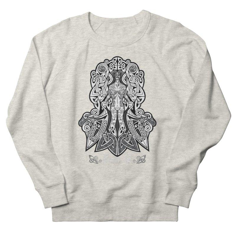 Banshee (bean sí) Men's Sweatshirt by Celtic Hammer Club Apparel