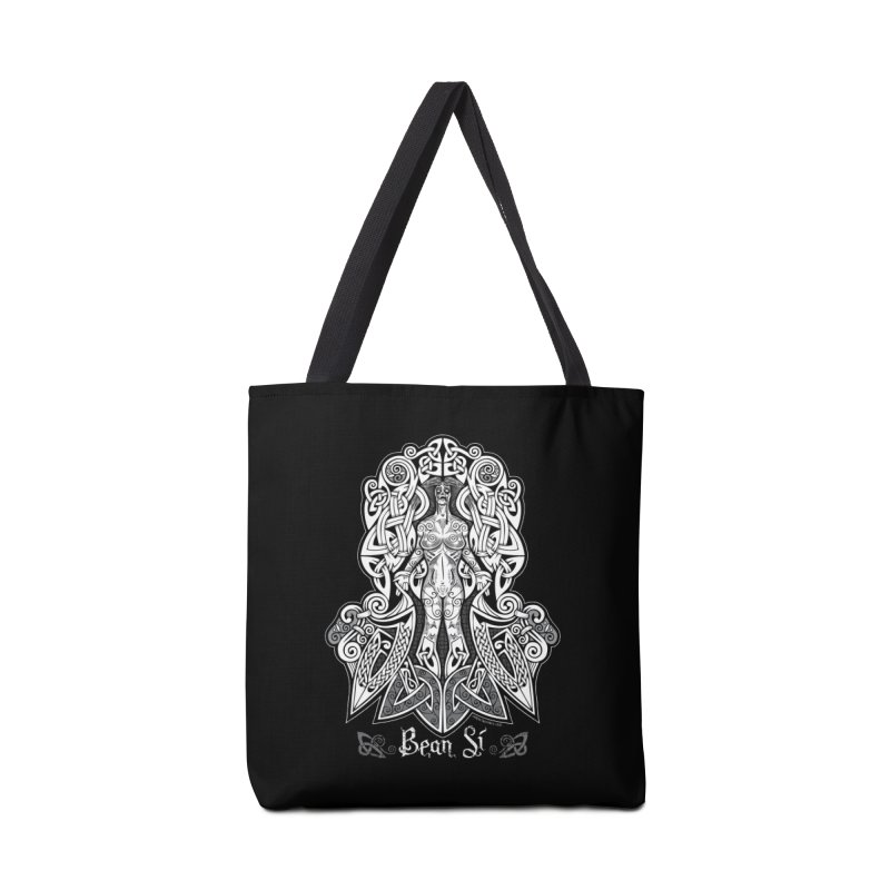 Banshee (bean sí) Accessories Bag by Celtic Hammer Club