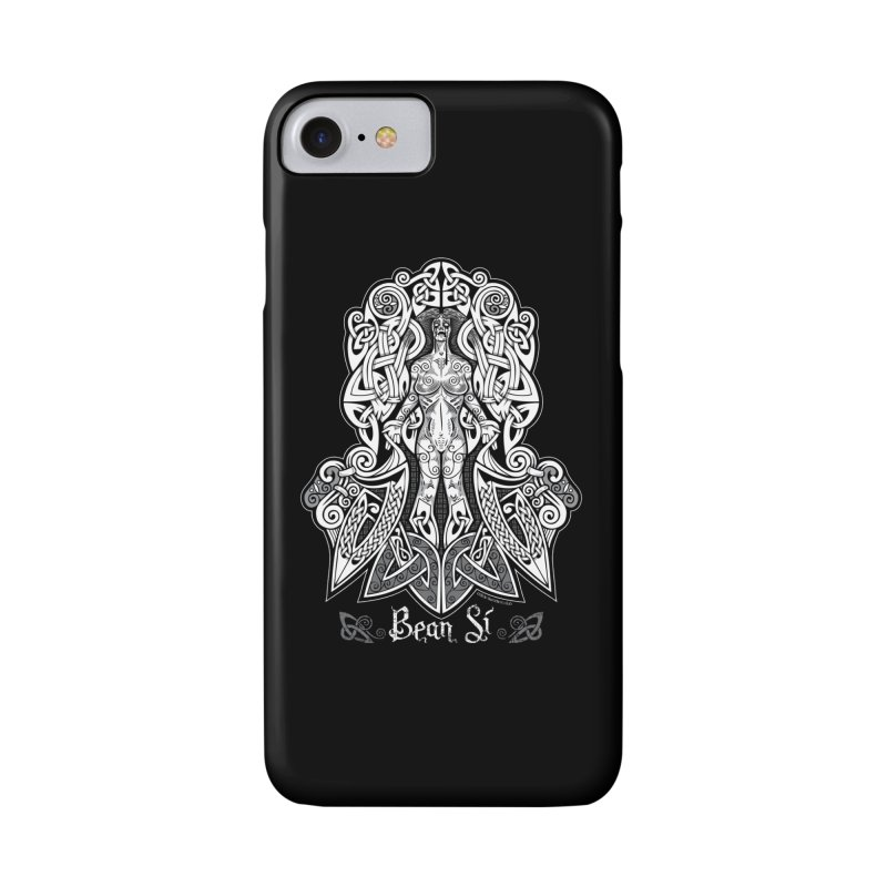 Banshee (bean sí) Accessories Phone Case by Celtic Hammer Club