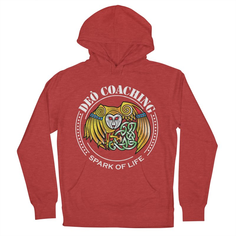 Deò Coaching Women's French Terry Pullover Hoody by Celtic Hammer Club Apparel
