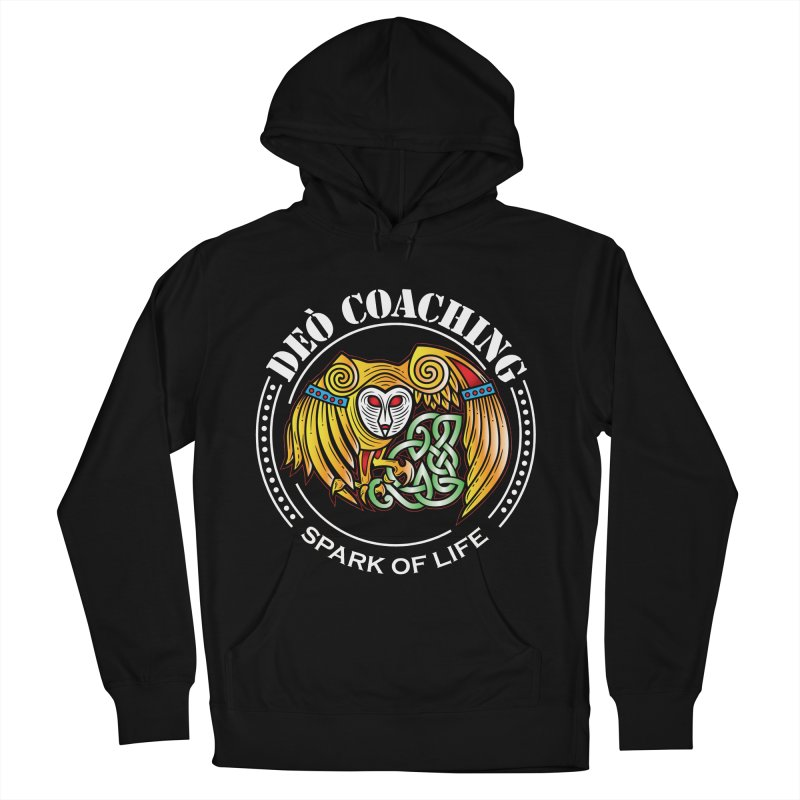 Deò Coaching Men's French Terry Pullover Hoody by Celtic Hammer Club