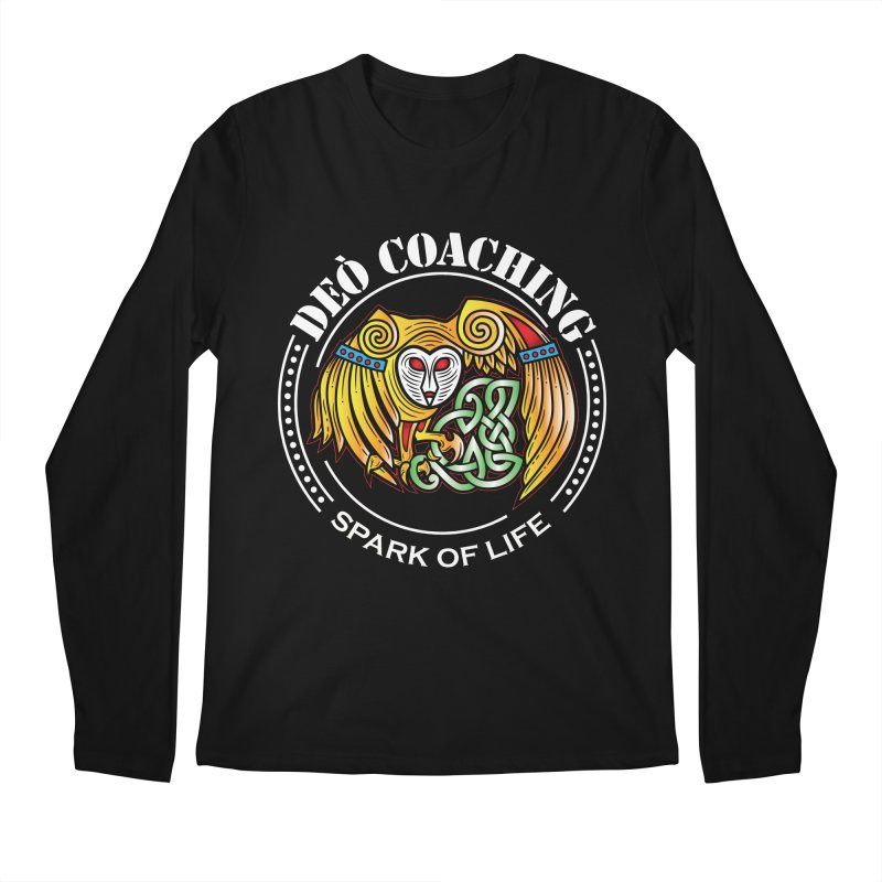 Deò Coaching Men's Regular Longsleeve T-Shirt by Celtic Hammer Club