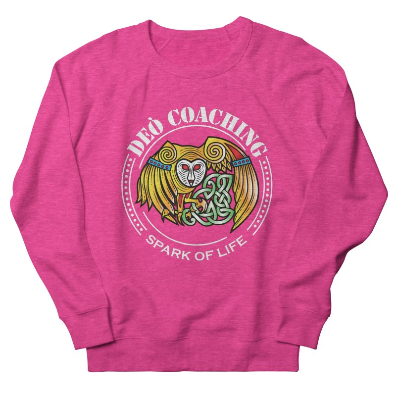 Deò Coaching Women's French Terry Sweatshirt by Celtic Hammer Club