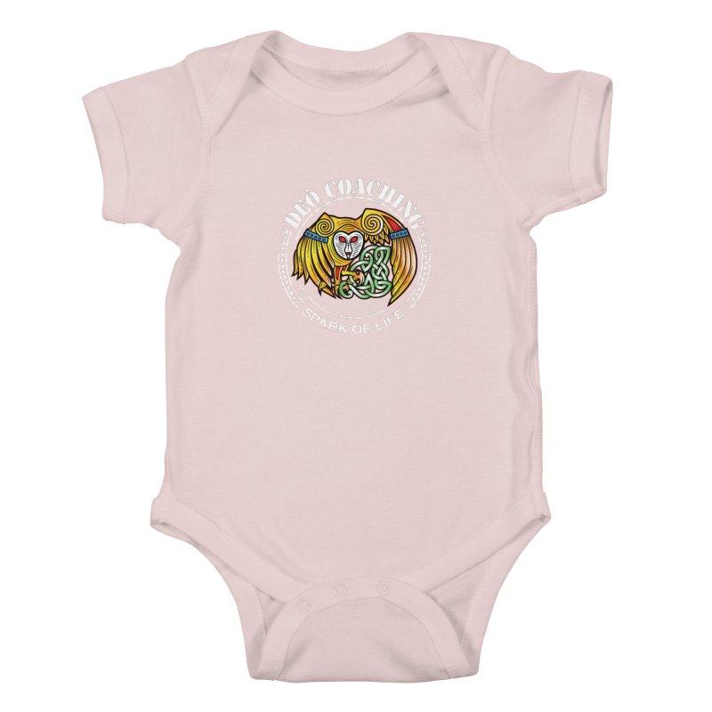 Deò Coaching Kids Baby Bodysuit by Celtic Hammer Club