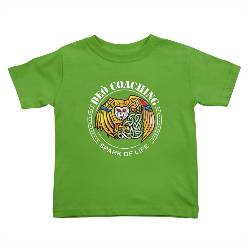 Deò Coaching Kids Toddler T-Shirt by Celtic Hammer Club