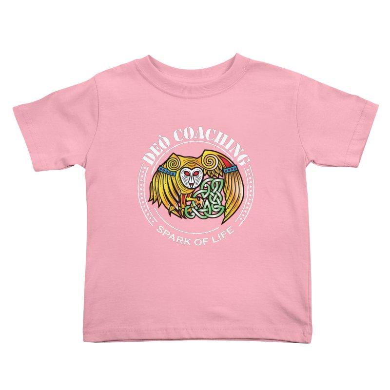 Deò Coaching Kids Toddler T-Shirt by Celtic Hammer Club
