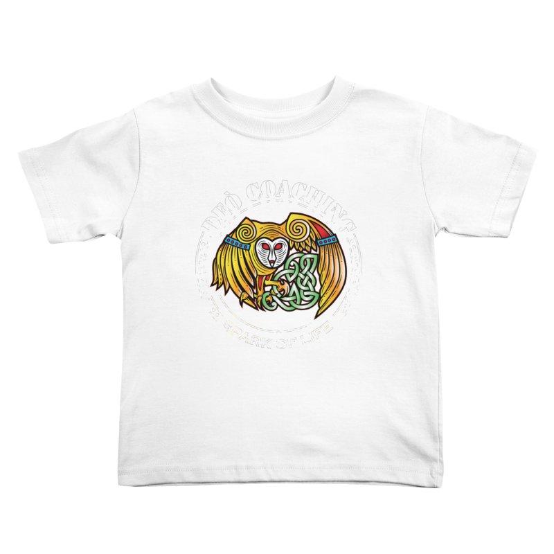 Deò Coaching Kids Toddler T-Shirt by Celtic Hammer Club Apparel