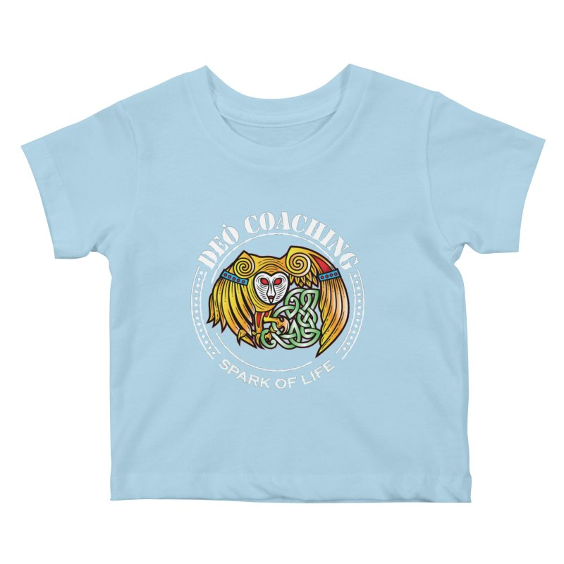 Deò Coaching Kids Baby T-Shirt by Celtic Hammer Club