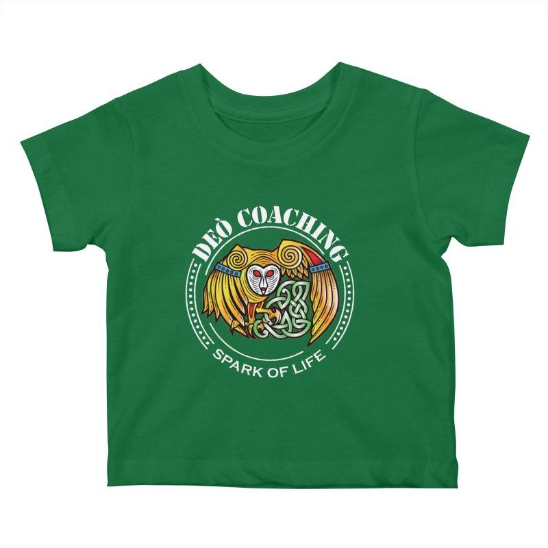 Deò Coaching Kids Baby T-Shirt by Celtic Hammer Club